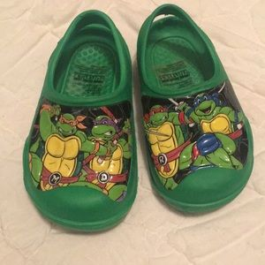 Other - Brand new ninja turtles shoes
